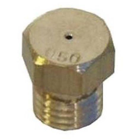 Ersatzteil - Injecteur butane propane 50 - - ARISTON HOTPOINT, INDESIT, SCHOLTES - 122273