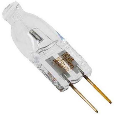 Ersatzteil - Lampe 12V - 20W - G4 - 28 mm - Durchm. 7 mm - - ARTHUR MARTIN, SIEMENS, GAGGENAU, BOSCH, AEG, NEFF, ELECTROLUX, FAURE - 60268