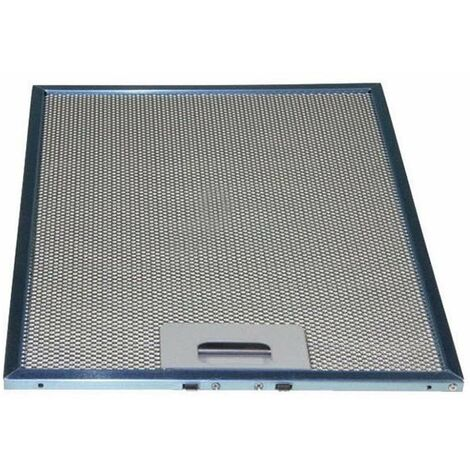 Ersatzteil - Metallfettfilter 260x320 mm - - ARISTON HOTPOINT, SCHOLTES - 267262