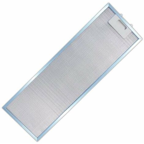 Ersatzteil - Metallfettfilter - - WHIRLPOOL, IKEA WHIRLPOOL, ARISTON HOTPOINT, IGNIS, INDESIT - 36959