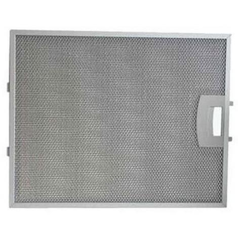 Ersatzteil - Metallfilter 310 x 250 mm - - BOSCH, CONSTRUCTA, LG, NEFF, SIEMENS, VIVA - 230245