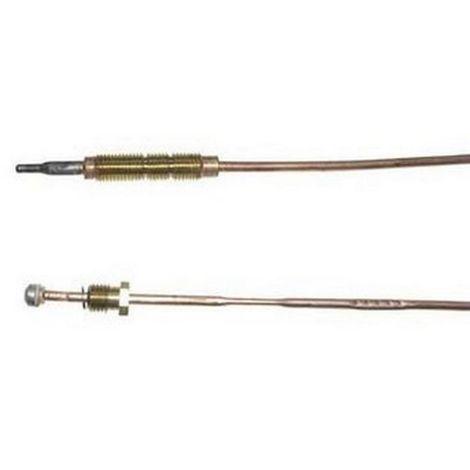 Ersatzteil - Ofen-Thermoelement 850 mm - - ARISTON HOTPOINT, INDESIT, SCHOLTES - 128962