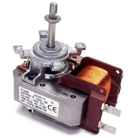 Ersatzteil - Ofen-Ventilator - - AEG, ARTHUR MARTIN, ELECTROLUX, FAURE, ZANUSSI - 259599
