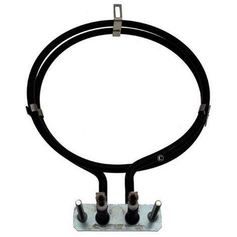 Ersatzteil - Ringheizung (Heißluft) 2500 W - - DE DIETRICH - 97480
