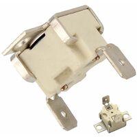 Ersatzteil - Thermostat 16A 250V 230C T300 - - ARISTON HOTPOINT, INDESIT, SCHOLTES - 294626