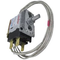 Ersatzteil - Thermostat WDF23A - - SABA, CONTINENTAL EDISON, BRANDT, CANDY, CURTISS, PROLINE, FAGOR, TECNOLEC - 295910