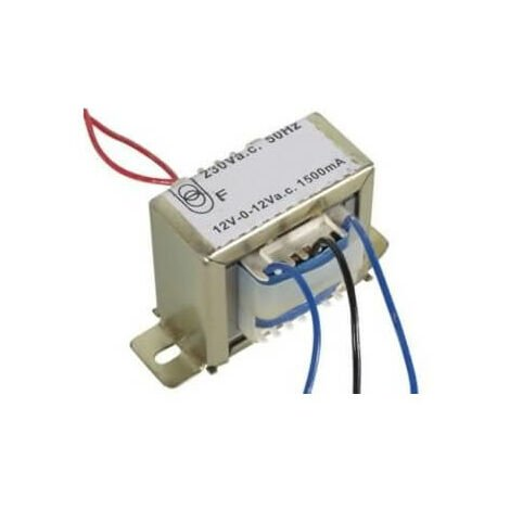 Ersatztransformator 12V für DESINEO und STEAMPLUS Dampfgeneratoren 1