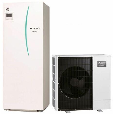 ERST20D-VM2D / PUHZ-SW75VAA MITSUBISHI ECODAN Hydrobox Duo ECS