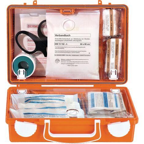 Erste Hilfe Koffer kl. Quick CD B260xH170xT110ca.mm orange SÖHNGEN