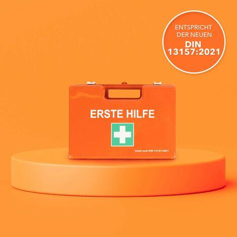 Erste-Hilfe-Koffer | Klein | nach DIN 13157