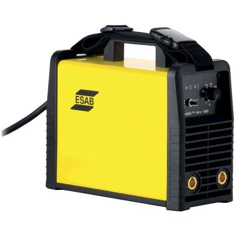 Esab 0700300680 Buddy Arc 180 CE Mma Inverter C/w Plug