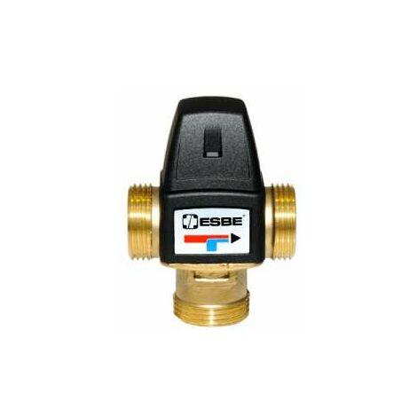 ESBE Mischautomat Brauchwassermischer VTA 322 35 bis 60 Grad C DN 20 Kvs 1,6 AG 1'' Art.Nr. 31101000
