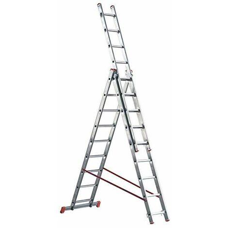 Escalera 12+12+12 de 3,40m MARCHETTI OR312