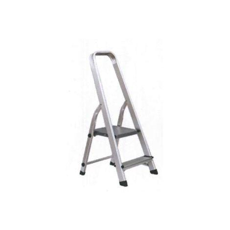 Escalera Aluminio 2p. Hogar