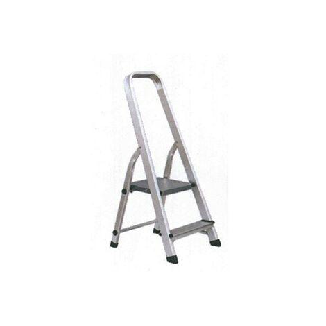 Escalera aluminio 2p. hogar en-131