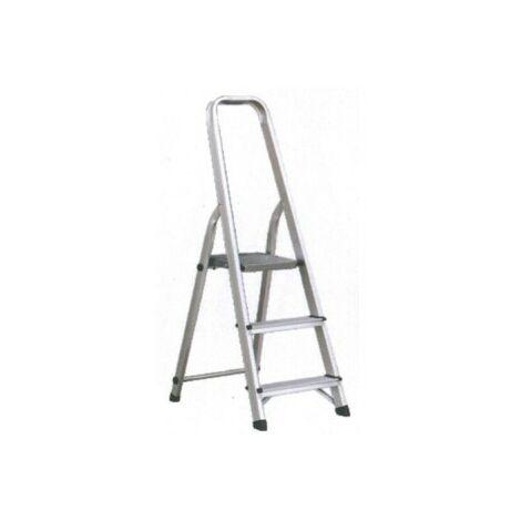 Escalera aluminio 3p. hogar en-131