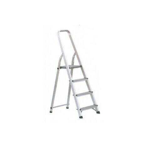Escalera aluminio 4p. hogar en-131