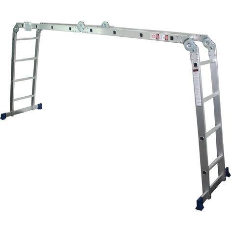 Escalera Aluminio Art-Mho-4X4
