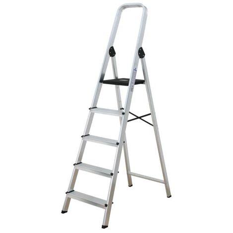 Escalera aluminio Habitex - talla 3 peldaños
