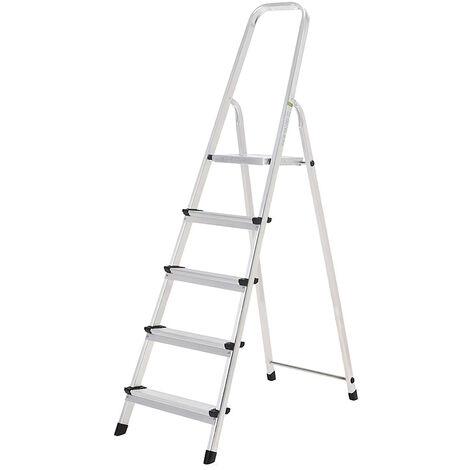 Escalera Aluminio Oryx 5 Peldda