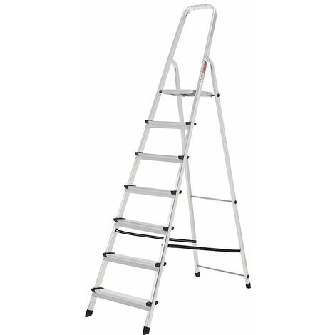 Escalera Aluminio Oryx 7 Pelda