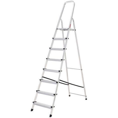 Escalera Aluminio Oryx 8 Pelda