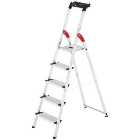 Escalera aluminio XXL - EasyClix - P7-01-017-V01