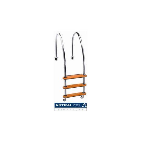 Escalera Astralpool Komfort 1000 - 4 peldaños Cod.42868