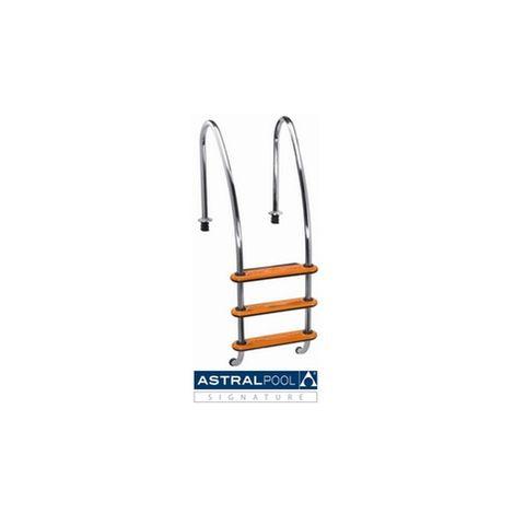 Escalera Astralpool Komfort 650 - 4 peldaños Cod:43270