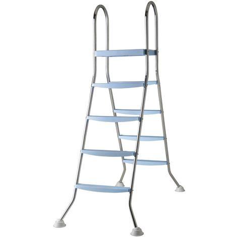 Escalera con Plataforma 142 cm 2x4 peldaños Gre AR11680