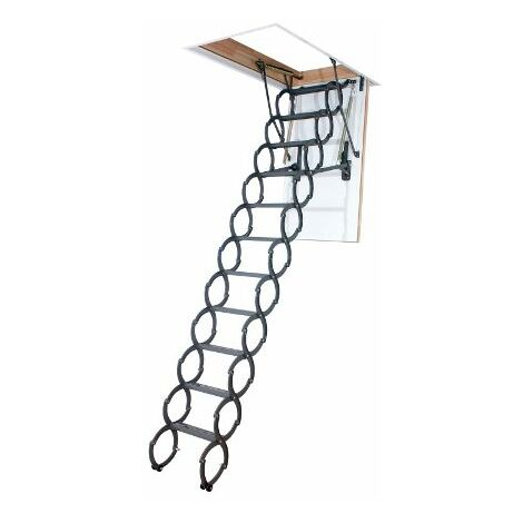 Escalera Escamoteable OptiStep OST BEST 60x120 cm