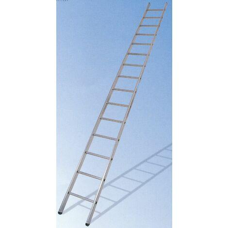 Escalera Ind De Apoyo 2,77mt 9 Peldaños 1 Tramo Alu Ktl