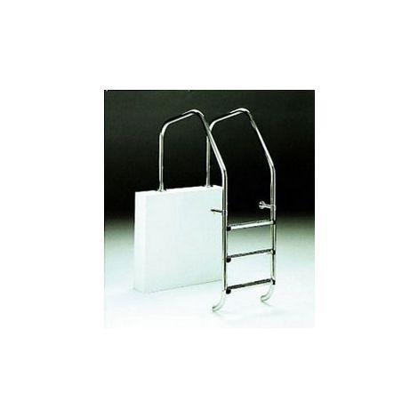 Escalera Mod. 1000 rebosadero Astralpool 2 peldaños Luxe + 1 Cod:07515