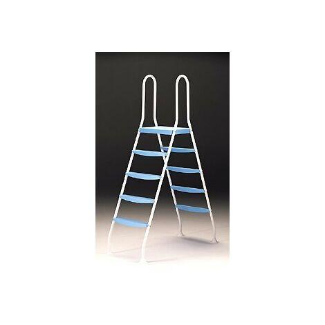 Escalera modelo piscina elevada alum Alt Pisc 1 m