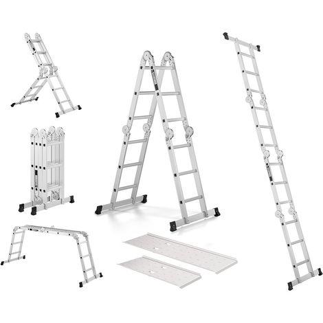 Escalera multifunción MSW-AVL12