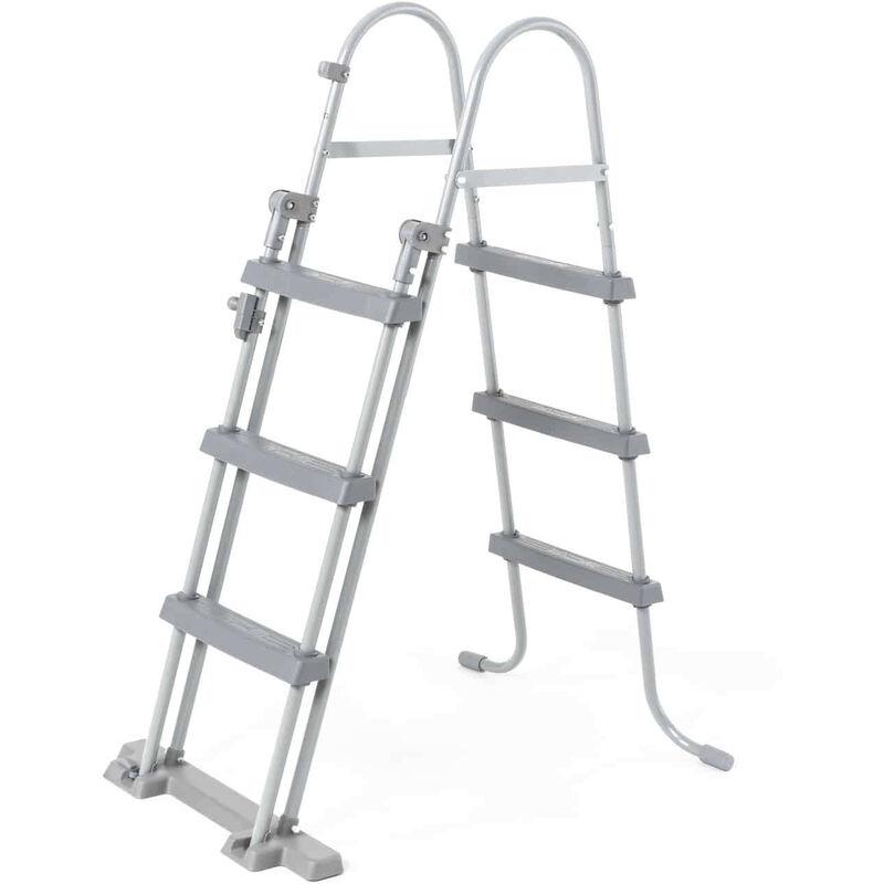 Escalera para Piscina Desmontable Bestway de 107 cm