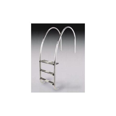 Escalera para Rebosadero Astralpool 4 peldaños Cod:32655