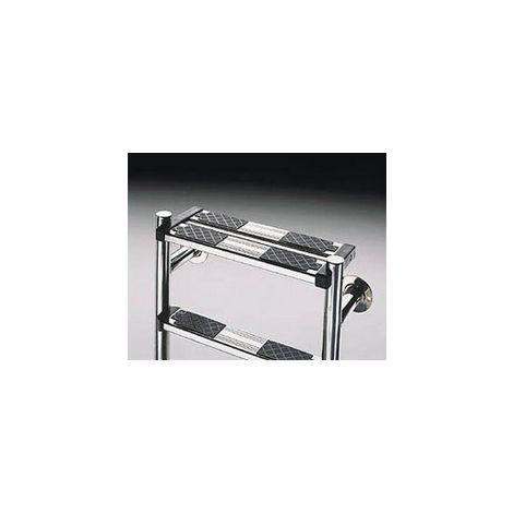 Escalera Partida Astralpool 1 peldaño Luxe + 1 Parte Inferior Cod:08090