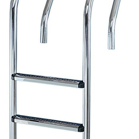 Escalera Piscina Peldaño Metalico 5 Peldaños Acero Inoxidable Filinox 87120895N
