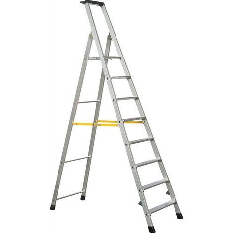 Escalera plegable NOVA S 8 escalones