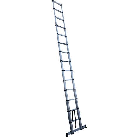Escalera Telescópica 13 peldaños
