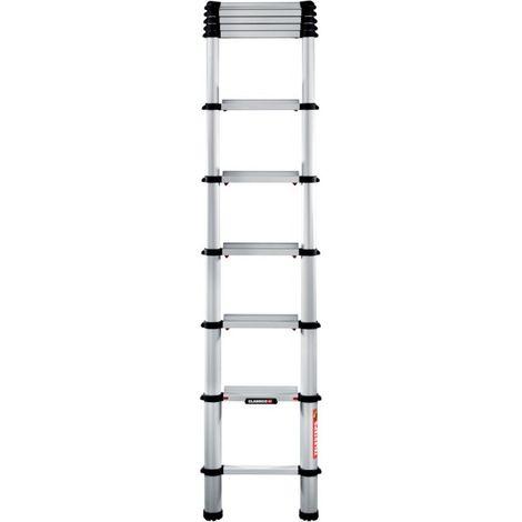 Escalera telescópico 3,30 m - Telesteps LTT1X10BLACK
