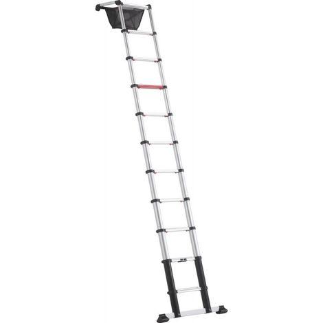 Escalera telescópico SMART UP Pro 1x11 3,2 m