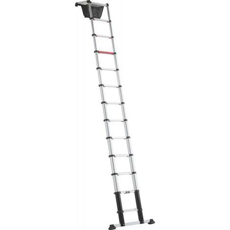 Escalera telescópico SMART UP Pro 1x13 3,8 m