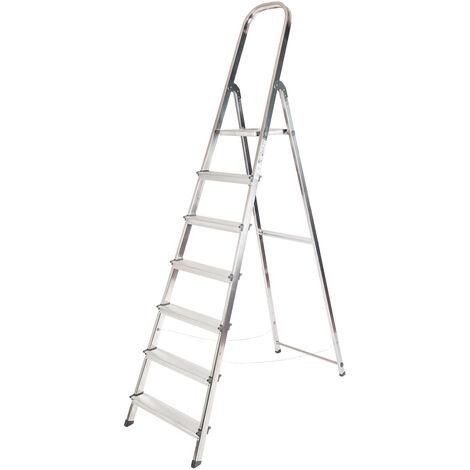 Escalera Unica 7 peldaños (Rolser UNI005)