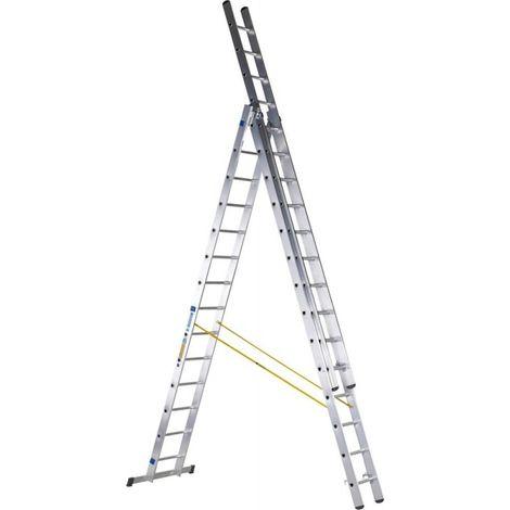 Escalerilla multiusos Z 200 3x7 brotes 3-tlg.