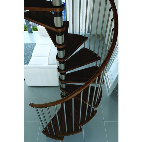 Escalier bois - Ø 1.20m (plusieurs tailles disponibles)