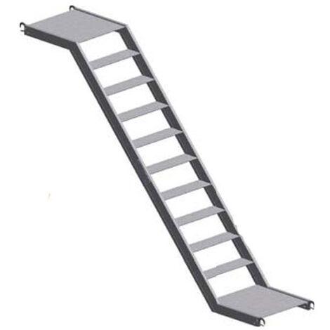 Escalier de chantier (plusieurs tailles disponibles)