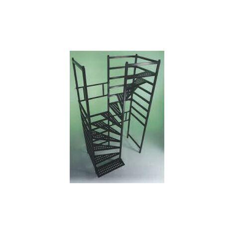 Escalier de Chantier provisoire pour vos chantiers temporaires