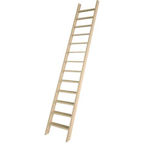 Escalier de meunier 50 cm (pin)